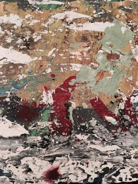 Sacred Ground Painting - Sacred Ground by Edward Paul