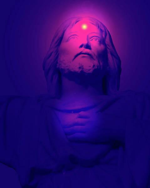 Sacred Heart Church Mixed Media - Sacred-heart No. 04 by Ramon Labusch