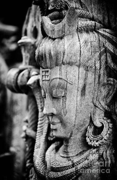 Wall Art - Photograph - Sacred Lord Shiva by Tim Gainey