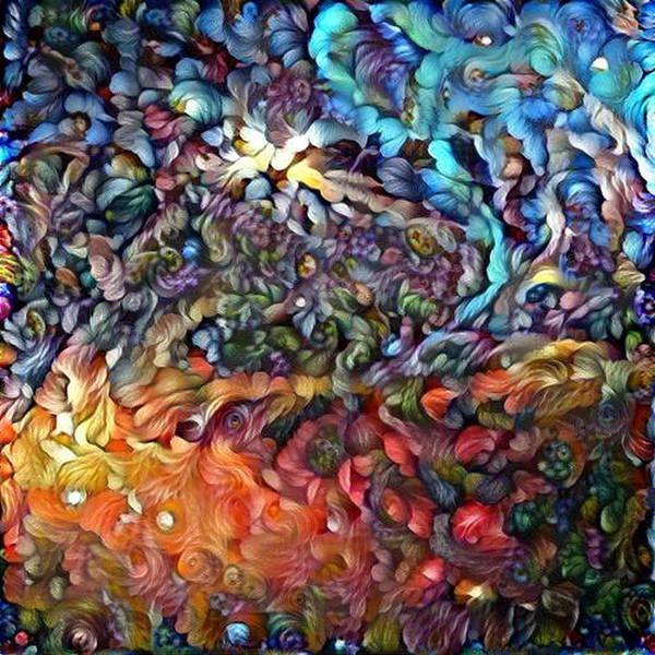 Digital Art - Sacred Path by Richard Laeton