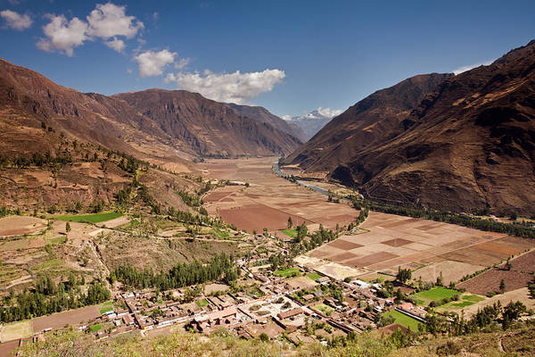 Photograph - Sacred Valley by Aivar Mikko