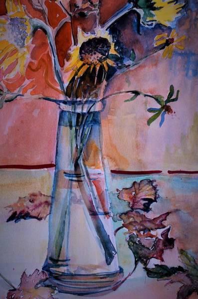 Wall Art - Painting - Sacrificed by Mindy Newman