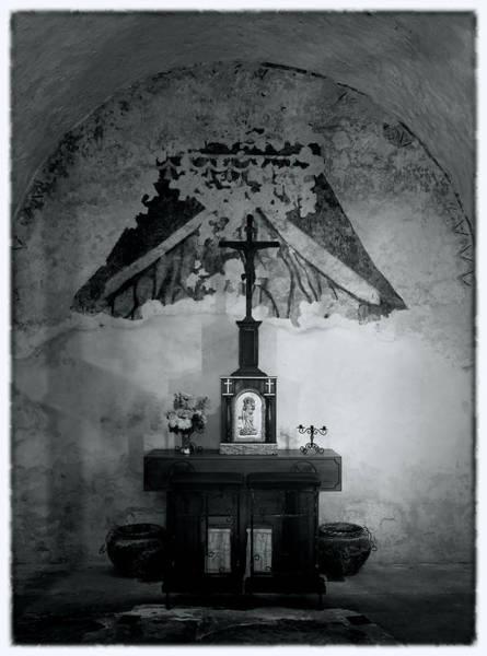 La Purisima Mission Photograph - Sacristry - Mission Concepcion by Stephen Stookey