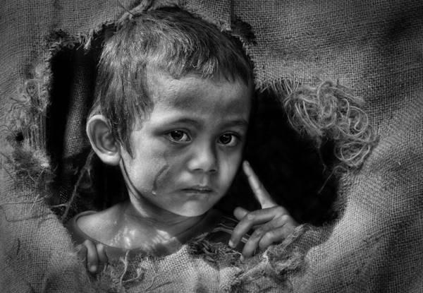Wall Art - Photograph - Sad by Girdan Nasution