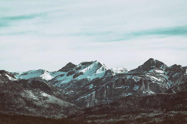 Saddle Mountain Morning Art Print