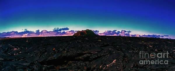 Photograph - Saddle Road Humuula Lava Field Big Island Hawaii 309010039 by Tom Jelen
