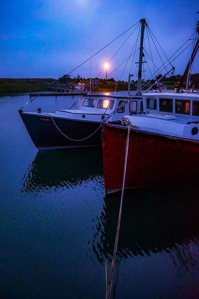 Photograph - Safe Harbor by Kendall McKernon