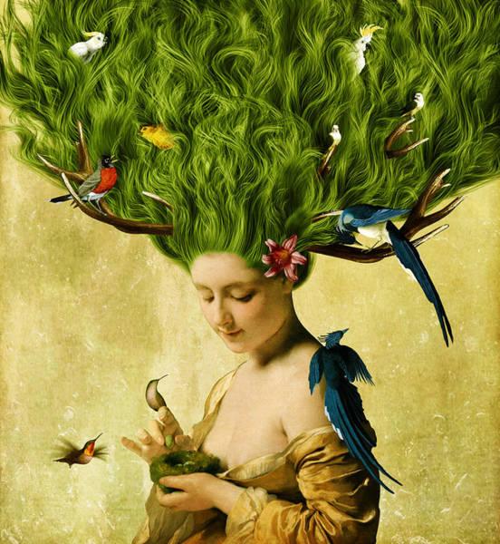 Wildlife Refuge Digital Art - Safe Haven by Diogo Verissimo
