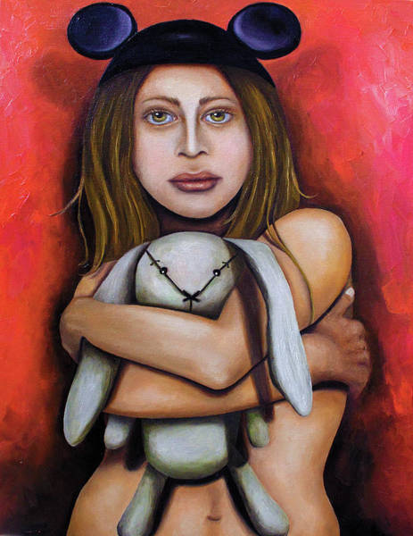 Painting - Safekeeping by Leah Saulnier The Painting Maniac