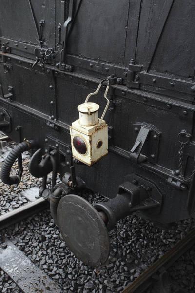 Photograph - Safety Lantern by Paul Cowan