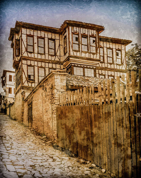 Photograph - Safranbolu, Turkey - Imposing - Needs Work by Mark Forte