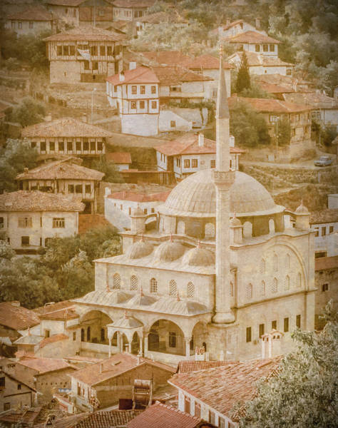 Photograph - Safranbolu, Turkey - Izzet Pasha Cami by Mark Forte