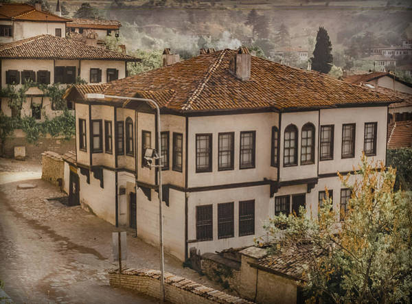 Photograph - Safranbolu, Turkey - Mansion I Oldplate by Mark Forte