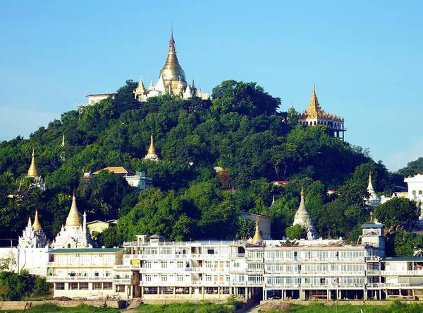 Photograph - Sagaing, Myanmar by Kurt Van Wagner