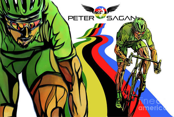 Painting - Sagan by Sassan Filsoof