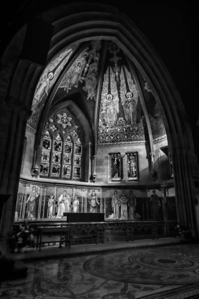 Wall Art - Photograph - Sage Chapel Altar by Stephen Stookey