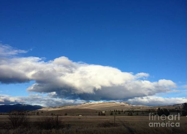 Photograph - Sage Hill Ranch by Victor K