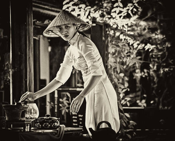 Photograph - Saigon Sepia by Cameron Wood