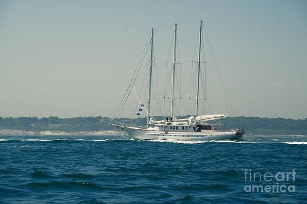 Jasmin Photograph - Sail Away by Jasmin Hrnjic