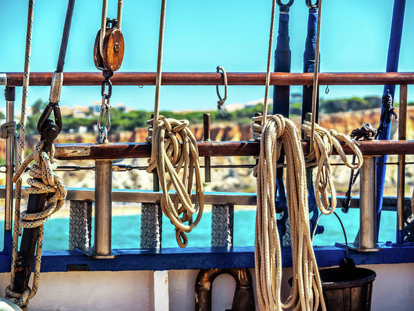 Photograph - Sail Away by Nick Bywater