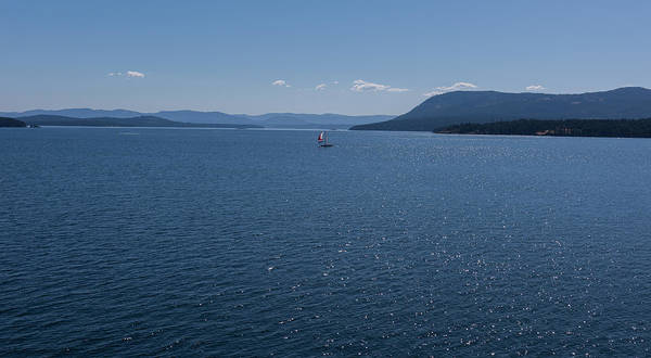Photograph - Sail Boat by John Johnson