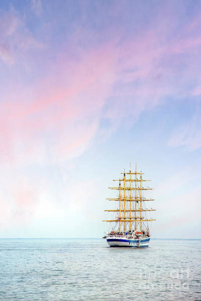 Sail Eternal Art Print