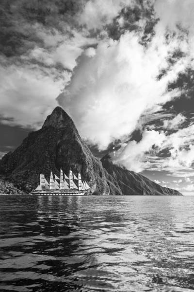 Photograph - Sail On II by Jon Glaser