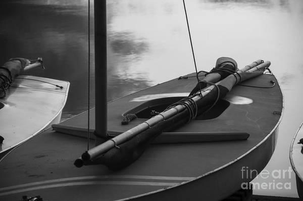 Photograph - Sailboat Training Vessel by Debra Fedchin