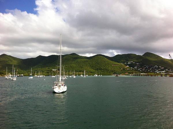 Photograph - Sailing Along by Karen Zuk Rosenblatt