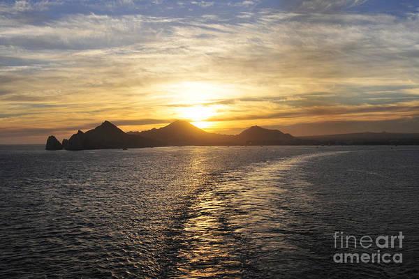 Photograph - Sailing Away by Robert WK Clark