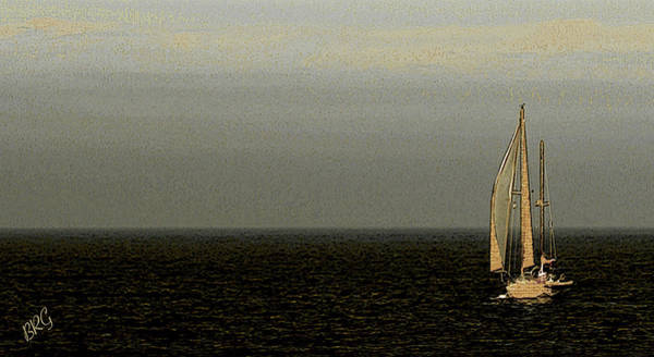 Photograph - Sailing by Ben and Raisa Gertsberg