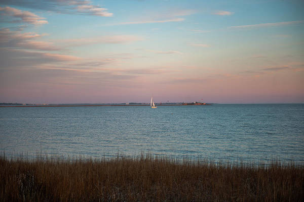 Photograph - Sailing Breeze by Dale Powell