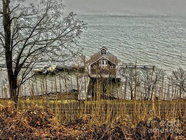 Photograph - Sailing Center by William Norton