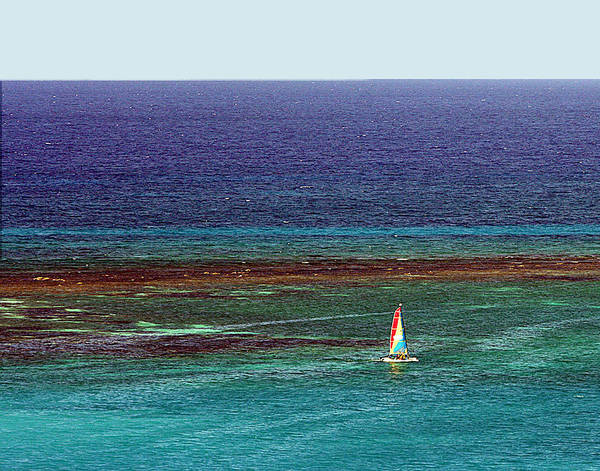 Photograph - Sailing Day by Karen Zuk Rosenblatt