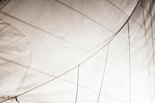 Photograph - Sailing Details by Hannes Cmarits