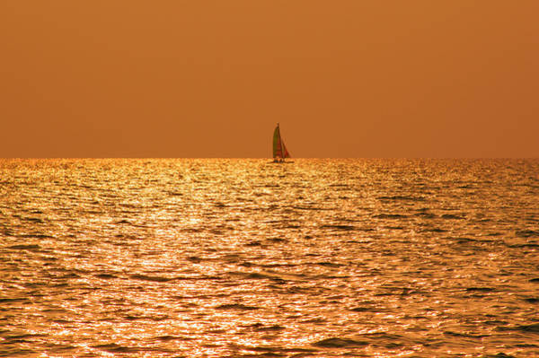 Photograph - Sailing In The Aegean by Sun Travels