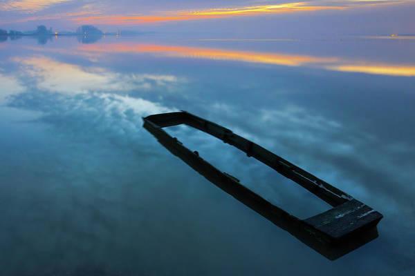Sailing In The Sky Art Print