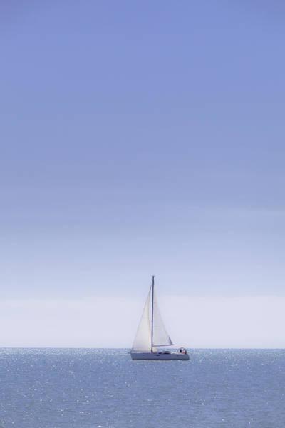 Photograph - Sailing by Maria Heyens