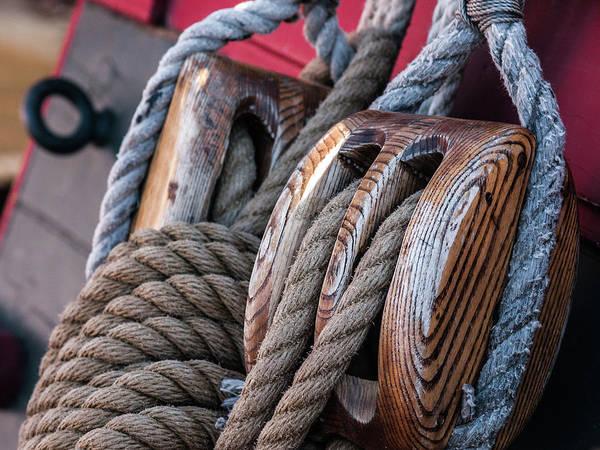 Photograph - Sailing by Stewart Helberg