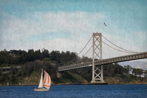 Photograph - Sailing The Bay by Bonnie Follett