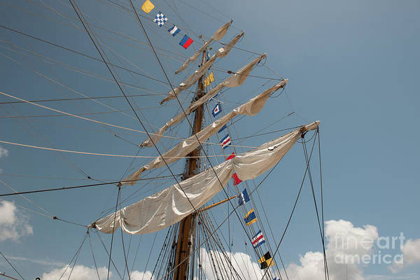 Photograph - Sailing Vessel by Dale Powell