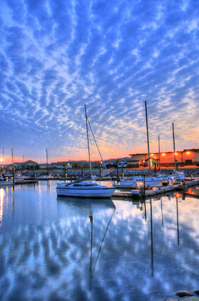 Powerboat Photograph - Sailors Delight by JC Findley