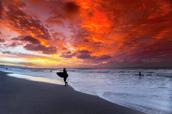 Out Of The Ordinary Photograph - Sailors Delight by Sean Davey