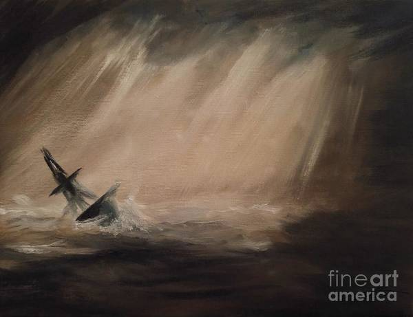 Painting - Sailors Farewell by Abbie Shores