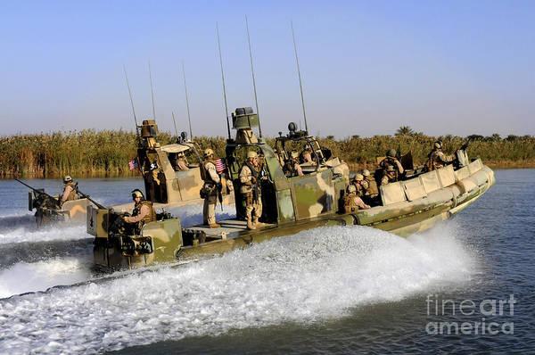 Photograph - Sailors Racing Along The Euphrates by Stocktrek Images