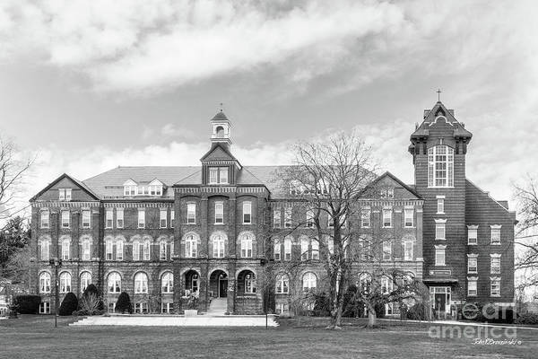 Wall Art - Photograph - Saint Anselm College Alumni Hall by University Icons