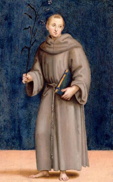 Painting - Saint Anthony Of Padua by Raphael