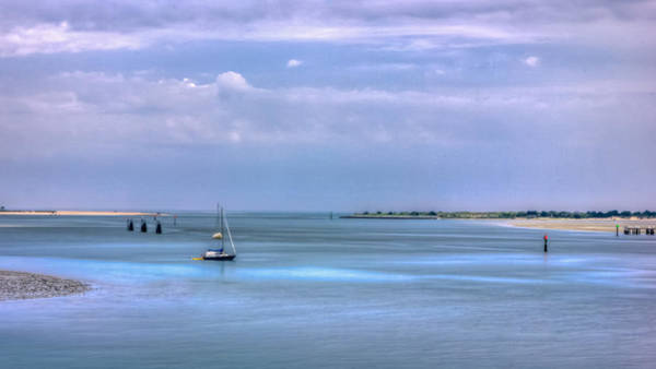 Matanzas Inlet Wall Art - Photograph - Saint Augustine Inlet by Rob Sellers