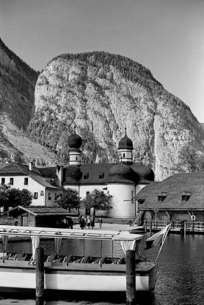 Photograph - Saint Bartoloma On Konigssee Lake by Lee Santa