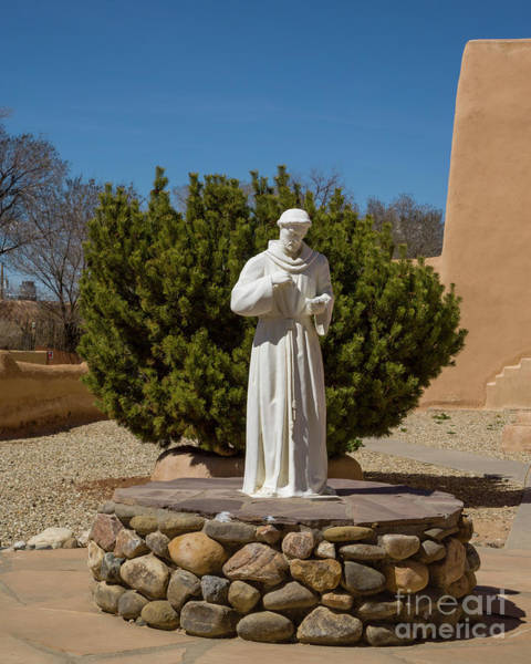 Photograph - Saint Francis by Jon Burch Photography